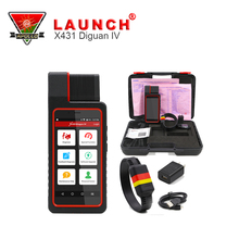 Launch X431 Diagun IV Automotive Scanner Launch Auto Come With Brake,Oil,SAS,TPMS Reset Functions