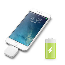 10pcs Disposable powerbank 1000 mAh Emergency supply External emergency  powerbank for sumsung S8 iPhone Android one time use