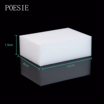 Poesie 10PCS White Magic Sponge Eraser Cleaner Kitchen
