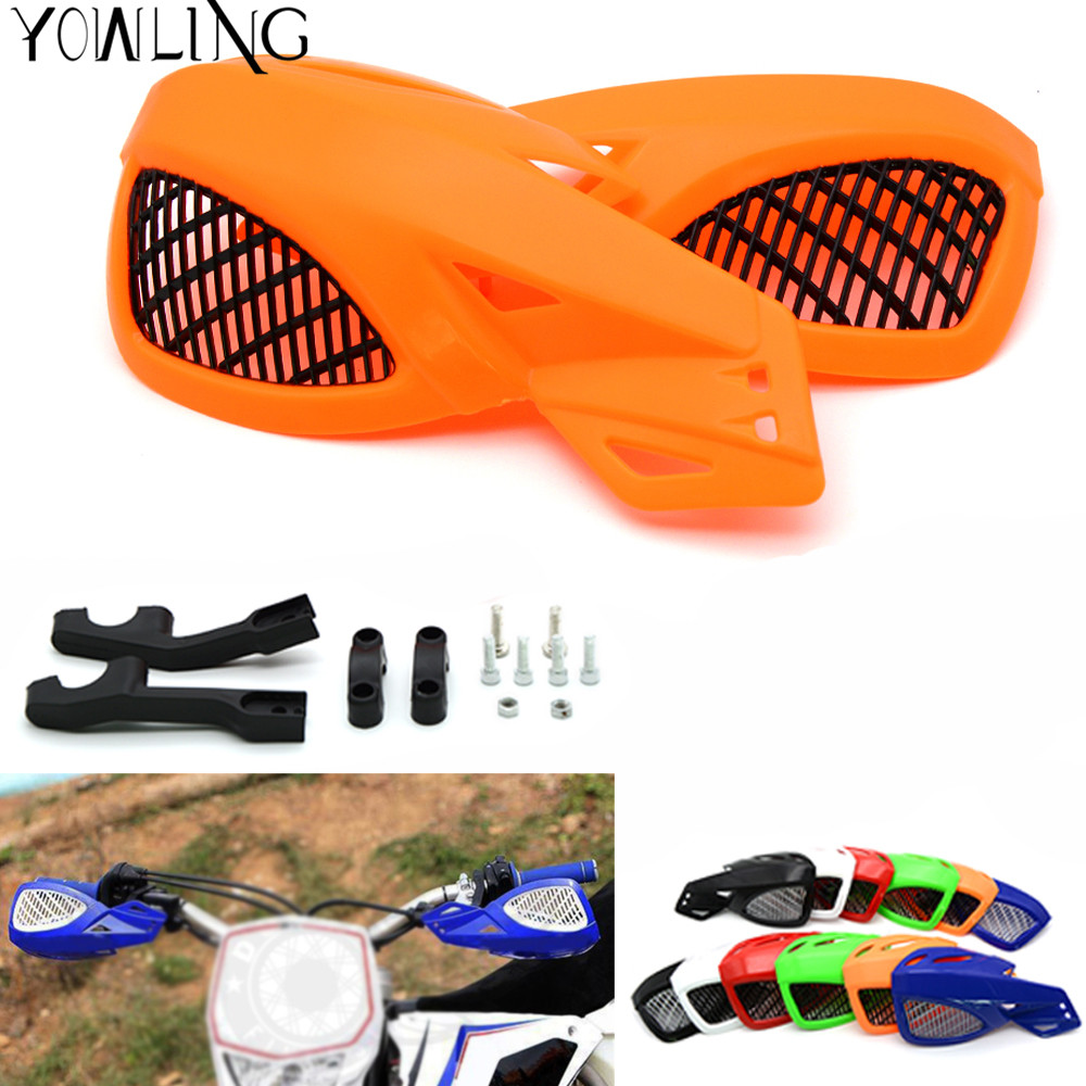 handguards Hand Guards for KTM SX EXC XCF SXF XCW EXCF SMR CFR 125 150 450 250 350 500 Dirt Bike Motocross Supermoto Motorcycle
