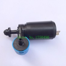 2pcs Brand New Windshield Washer Fluid Reservoir washer pump Wiper Motor For Buick Sail OEM# 90347698  Free Shipping !