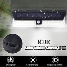 Buy Waterproof LED Solar Light Solar Powered PIR Motion Sensor Light Outdoor LED Garden Light Security Night Pathway Wall Light for $26.99 in AliExpress store