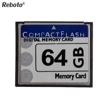 Original Reboto CF Cards 4GB 32GB Compact Flash Card 133X High speed Camera Memory Cards 2GB 8GB 16GB 64GB