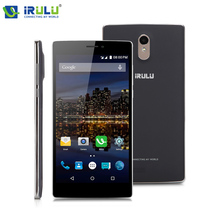 "iRULU Victory V3 US 4G LTE 4G Network Smart Phone 6.5"" IPS HD MSM8916 Android 5.1 Quad Core 2GB/16GB Dual SIM USA 4G Mobile(China)"