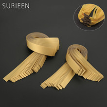 20PCS 0.7mm/0.8mm Thickness Natural Latex Slingshots Flat Rubber Bands for Hunting Catapult Slingshot Fitness Elastic Parts 2.5m(China)
