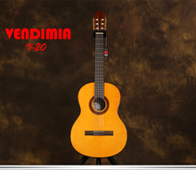 Free shipping guitars,39 inch Acoustic Classical Spanish guitar With Spruce Top/Mahogany Body,classical guitar with Nylon string(China)