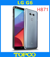 "LG G6 H871 AT&T Original Unlocked GSM LTE Android Quad Core RAM 4GB ROM 32GB 5.7"" Dual 13MP Mobile Phone Dropshipping(China)"