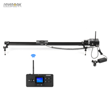 SEVENOAK SK-MTS100 Electric Track Slider Creating Video & Time-Lapse Photography for Canon Sony SLR DSLR Digital Cinema Camera