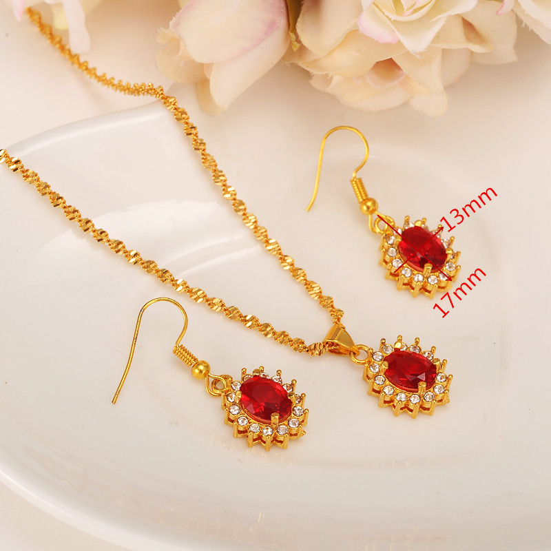 Bangrui-Luxury-Gold-Color-Round-Jewelry-Earring-and-Pendant-Sets-For-Women-Wedding-with-Red-Cubic