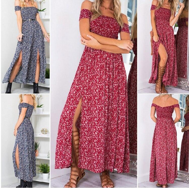 ELBENWALD Long Maxi Convertible Bridesmaid Dresses 8