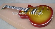 free shipping guitar+lp slash guitar+gold top+H-H pickups CS color electric guitar/guitarra/guitar in china