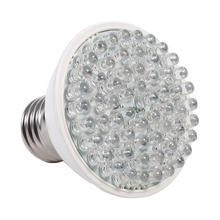 New Style E27 110V/220V 60Pcs/38Pcs LED Plant Grow Light Indoor Garden Hydroponic Lamp Blub(China)