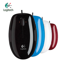 Logitech LS1 Wired Gaming Mouse Laser Ergonomic Rechargeable Noiseless USB Cable for Laptop PC Gamer Mice 4 Color Original(China)