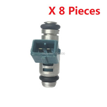 8 x A0000786249 Petrol Fuel Injector Fits For Mercedes Benz A-Class Vaneo 1.6 1.9 OE # IWP071 A0000786249 NEW(China)