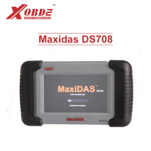 Original Autel MaxiDas DS708 Auto Diagnostic Tool Wifi Scanner Update Online Support 12V Petrol and Diesel with Multi-Language