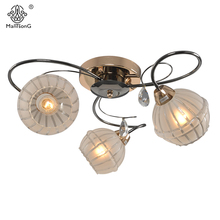 New Modern Ceiling Lamp Crystal Chandelier Light for Bedroom Living Room Home Lighting Luminaire Classical Glass Ceiling Lamps(China)