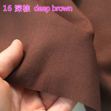 "Deep brown Viscose Fabric Silk Artificial Cotton Fabric Skirt Scarf Apperal Hijab Rayon Fabric 60"" Wide Sold By The Yard"