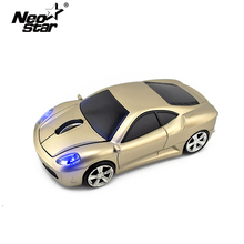 Cool Wireless Car Mouse USB 2.4GHz Mice 3D 3 Buttons 1000 Racing Car For PC Laptop Desktop Computer Gaming Mouse Gift(China)