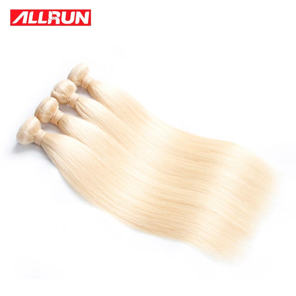 4 Bundles/Lot 7A Grade Light Blonde Color Honey Blonde Peruvian Hair 100% Unprocessed Straight Peruvian Hair<br><br>Aliexpress