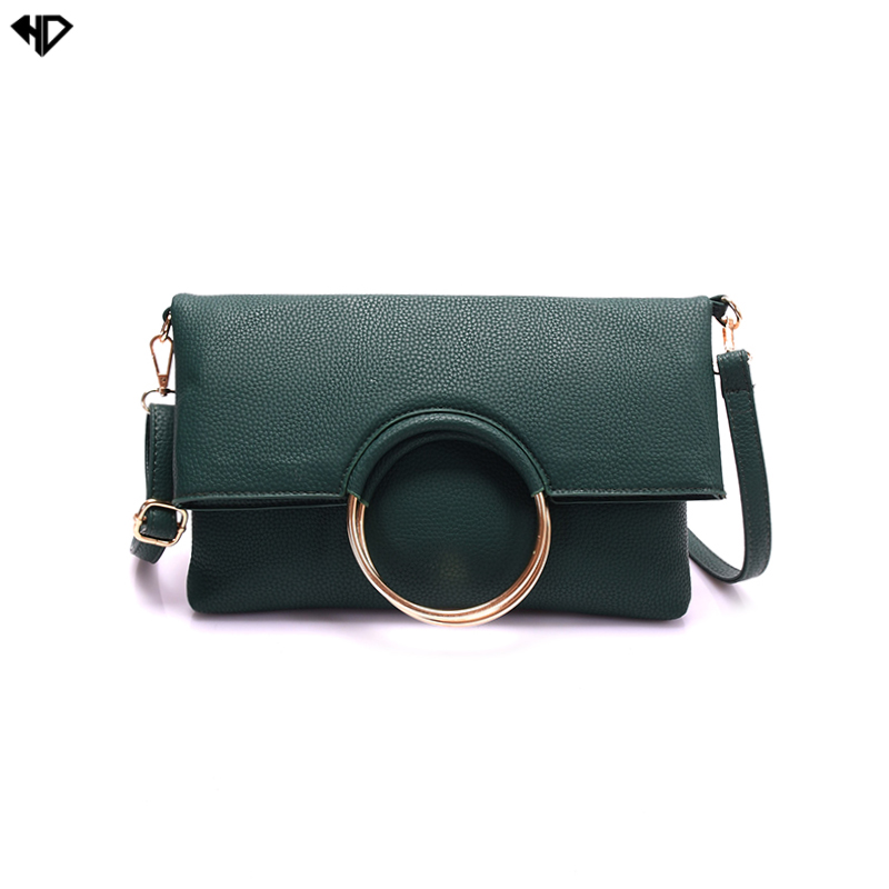2017 Vintage Women Messenger Bags Leather circle Small Square Shoulder Bag luxury Handbags Famous Brand Day Clutch Bolsos<br><br>Aliexpress