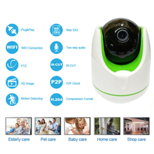 IP Camera 1MP 720P 960P WiFi Wireless IP Camera CCTV Security Camera Two Way Audio Baby Monitor Easy QR CODE Scan Connect