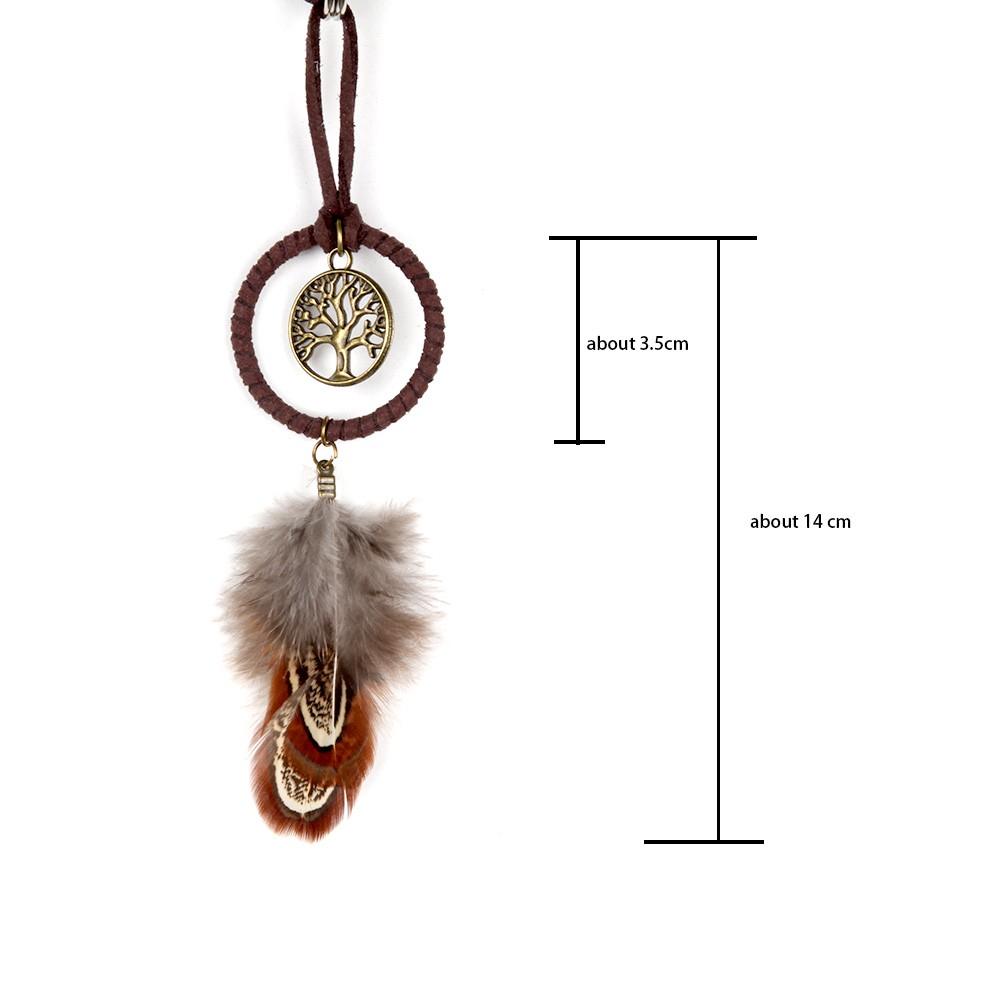 Attrape rêves arbre de vie capteurs de rêves attrapeurs de rêve indien amérindiens porte clé porte bonheur spiritualité protection