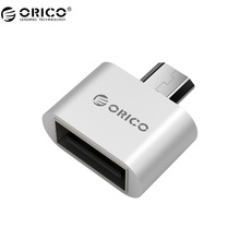 ORICO OTG Micro USB To USB OTG Adapter Mini & Portable Micro OTG Adapter Converter For Android Mobile Phone(China)
