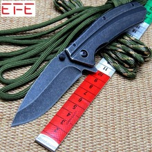 Hot Sale Kershaw 1306 Flipper Folding Knife 2200 Hand Tools 1555T Outdoor Survival Knives Pocket Hunting Tools(China)