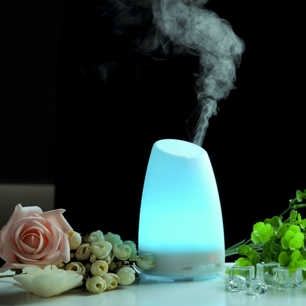Wholesale Ultrasolic Aroma Diffusers Cool Mist Oil Diffuser 100ml Essential Oil Diffuser (3)