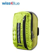 WissBlue Sports Arm Bag for Running Jogging Gym Wrist Bags Outdoor Waterproof Handbag For Fitness Hiking Cycling Phone Bags(China)
