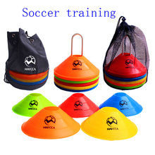20*6cm Football Speed Training Disc Rugby Cone Track Space Sport  Marker Skating Cross Soccer  Speed Training discs