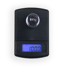 600g * 0.1g Mini LCD Digital Pocket Scale Jewelry joyeria Gold Diamond Watch Scale Gram weight Weighing Scale(China)
