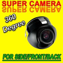 For Sony CCD Audi BMW VW Nissan Honda Mazda Opel Porsche Kia Side Front Back Universal  Car Rear View Reverse Parking Camera HD