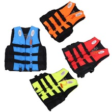 Outdoor Life Jacket Life Vest Rafting kayak Fishing Swim Inflatable Safety Life Vest Adult with Whistle(China)