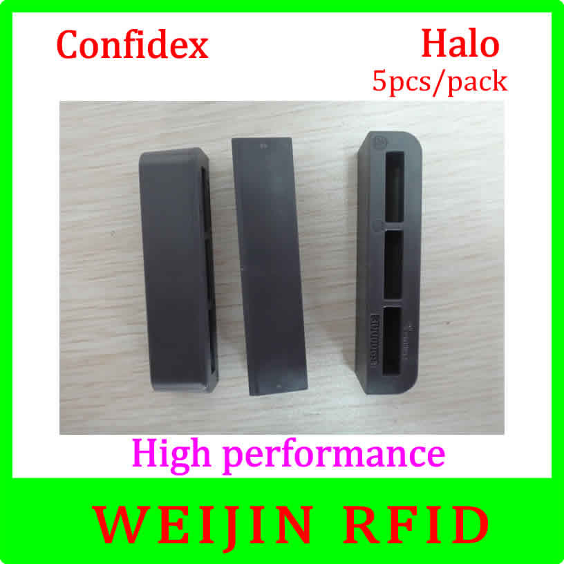 Confidex Halo 5pcs per pack UHF RFID anti metal tag light weight tag with small foot print for asset manage free shipping<br>