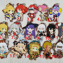 Fgo-Anime Frankenstein Joan Mordred Fate/grand-Order Summer Keychain Swimsuit Saber Arc