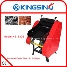 KS-S303(220V)Automatic Scrap/Copper/ Wire Recycling Stripper  + Free shipping by DHL air express (door to door service)
