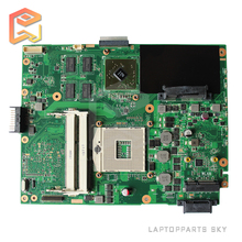 For Asus K52JR K52J A52J K52JT K52JE K52JU Rev 2.3A laptop Motherboard HM55 DDR3 60-N1WMB1100-A22 mainboard