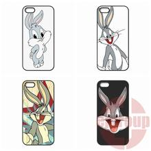 For Apple iPhone 4 4S 5 5C SE 6 6S Plus 4.7 5.5 iPod Touch 4 5 6 Bugs Bunny Cell Phone Case protector phone cases