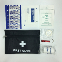 wholesale Emergency kit  survival bag Family  First Aid Kit  Sport Travel kits  Home Medical Bag Outdoor Car First Aid Bag