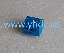 YHDC TAK11-020 20A/0.1A 1:200 work voltage 660V  Mini high frequency current transformer PCB Mounted