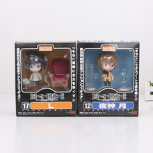 4.2'' 10cm Death Note Anime Yagami Light Killer Nendoroid Action Figure Model Toy L Lawliet PVC Action Figures Toy