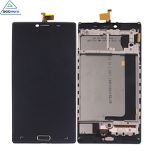 Buy Elephone M2 LCD Display Touch Screen Frame Original Digitizer Assembly Repair Part 5.5 inch Free Tools for $66.36 in AliExpress store