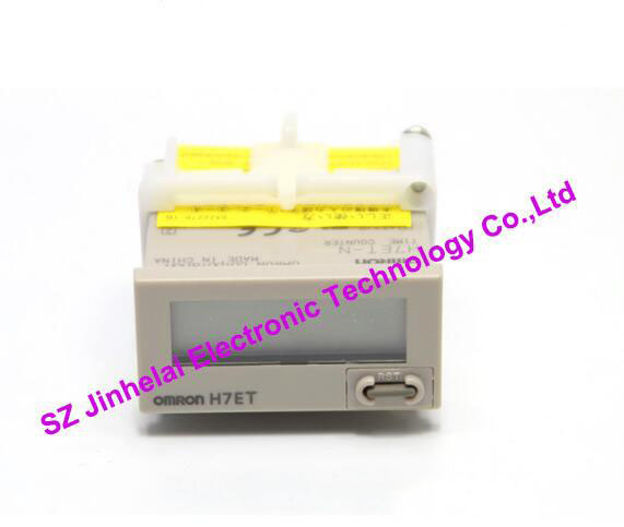 H7ET-N  New and original OMRON  TIME COUNTER<br>