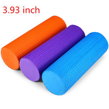 30x10 3.93 Inches EVA Yoga Foam Roller Pilates Fitness Massage Block Physio Exercise Gym Cure Multi Muscle Relaxation Trigger