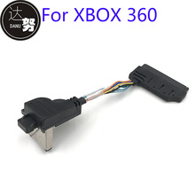 Original For Xbox 360 HDD Adapter Connect Cable For Microsoft Xbox 360 Fat Hard Drive Disk Harddisk Cable Hard disk data cable