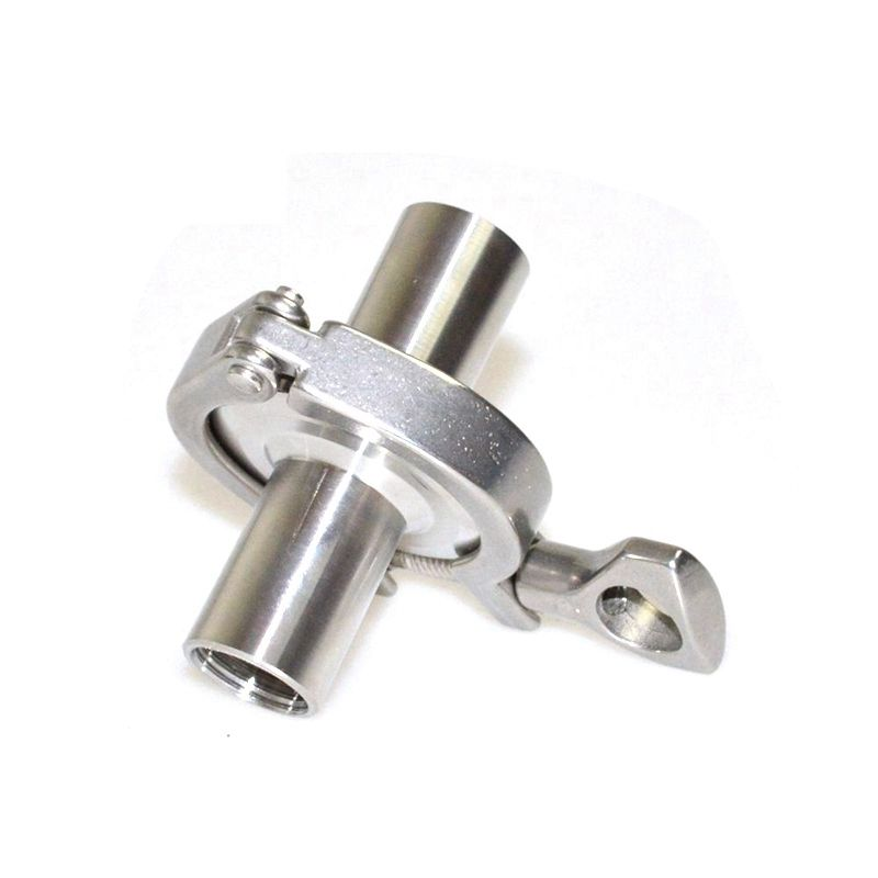 DN20 Sanitary Female Threaded Ferrule Pipe Fittings+Tri Clamp+PTFE   SS304 ss316<br><br>Aliexpress
