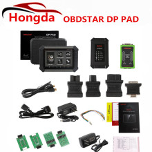 OBDSTAR DP PAD DP PAD Tablet Computer Supports Immobilizer odometer adjustment EEPROM/PIC adapter+ OBDII+Diagnosis Multilanguage(China)