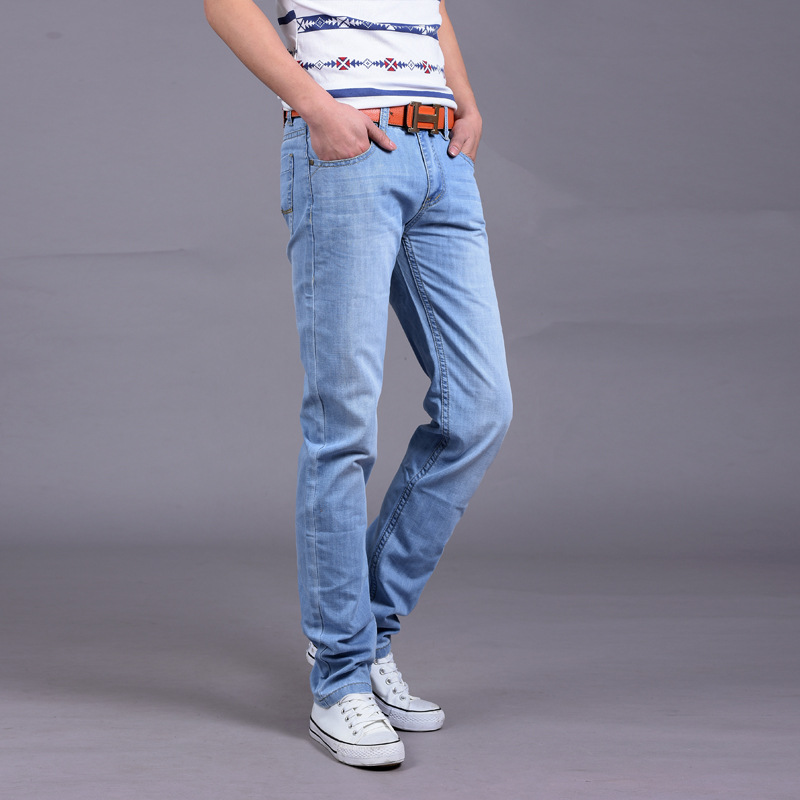 Youth s trousers straight jeans teenagersОдежда и ак�е��уары<br><br><br>Aliexpress
