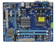 original motherboard for gigabyte GA-G41MT-S2 LGA 775 DDR3 G41MT-S2 8GB Fully Integrated G41 desktop motherboard Free shipping